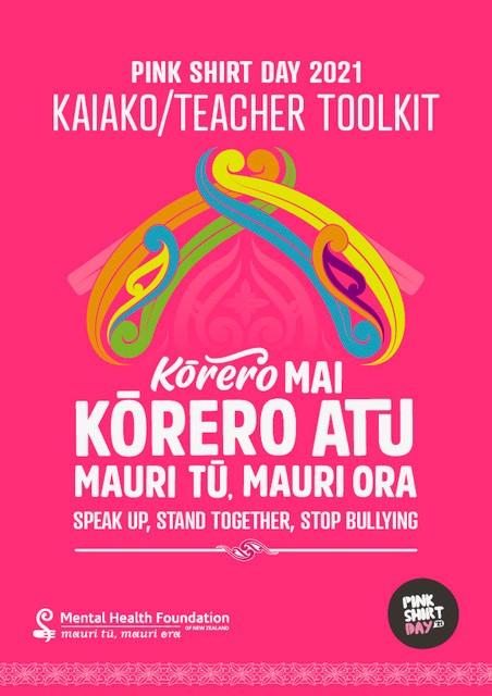 Kaiako/teacher toolkit
