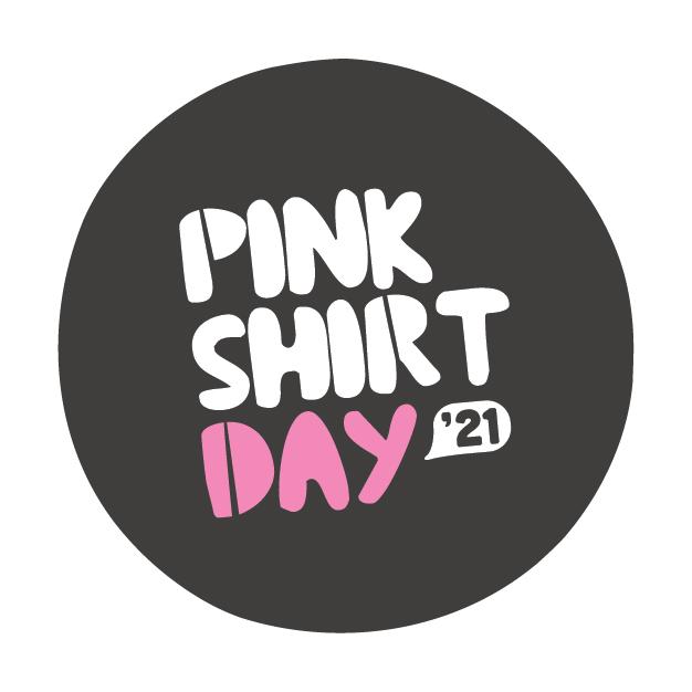 Pink Shirt Day logo