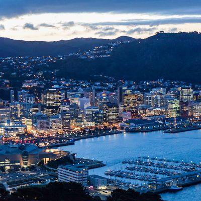 Wellington Marathon 2021